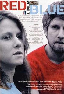 Vermelho sem Azul - Poster / Capa / Cartaz - Oficial 1