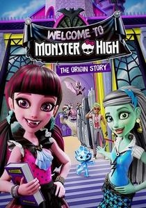 Bem-Vinda a Monster High - Poster / Capa / Cartaz - Oficial 1