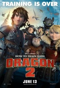 Como Treinar o seu Dragão 2 - Poster / Capa / Cartaz - Oficial 7