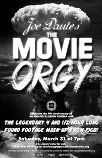 The Movie Orgy - Poster / Capa / Cartaz - Oficial 1