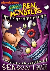 Aaahh! Real Monsters - Poster / Capa / Cartaz - Oficial 1