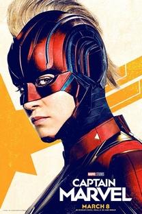 Capitã Marvel - Poster / Capa / Cartaz - Oficial 5