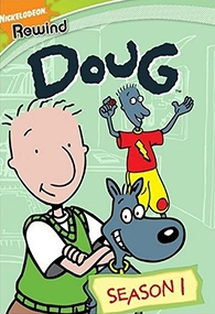 Doug (1ª Temporada) - Poster / Capa / Cartaz - Oficial 1