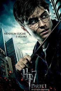 Harry Potter e as Relíquias da Morte - Parte 1 - Poster / Capa / Cartaz - Oficial 6