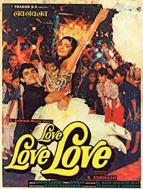 Love Love Love - Poster / Capa / Cartaz - Oficial 1