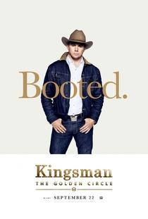 Kingsman: O Círculo Dourado - Poster / Capa / Cartaz - Oficial 5