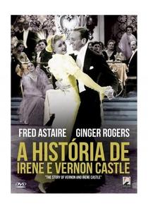 A História de Irene Castle e Vernon - Poster / Capa / Cartaz - Oficial 4