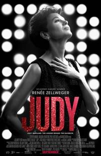 Judy: Muito Além do Arco-Íris - Poster / Capa / Cartaz - Oficial 2