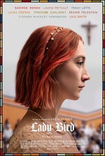 Lady Bird: A Hora de Voar - Poster / Capa / Cartaz - Oficial 1