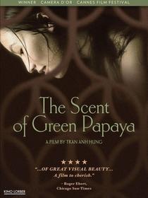 O Cheiro do Papaia Verde - Poster / Capa / Cartaz - Oficial 9