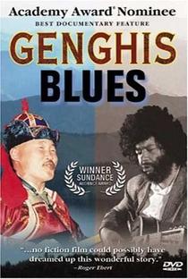 Genghis Blues - Poster / Capa / Cartaz - Oficial 1