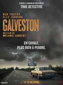 Galveston - Poster / Capa / Cartaz - Oficial 2