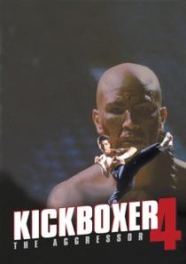 Kickboxer 4 - O Agressor - Poster / Capa / Cartaz - Oficial 6