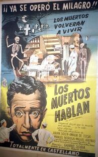 The Dead Speak - Poster / Capa / Cartaz - Oficial 1