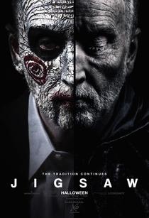Jogos Mortais: Jigsaw - Poster / Capa / Cartaz - Oficial 5