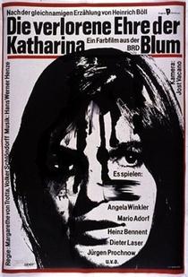 A Honra Perdida de Katharina Blum - Poster / Capa / Cartaz - Oficial 4