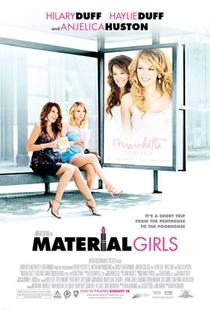 Material Girls - Poster / Capa / Cartaz - Oficial 1