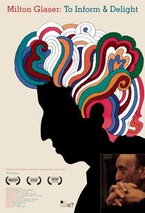 Milton Glaser: Para sua informação e deleite - Poster / Capa / Cartaz - Oficial 1