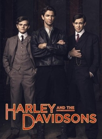 Harley & The Davidsons - Poster / Capa / Cartaz - Oficial 2