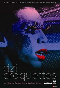 Dzi Croquettes - Poster / Capa / Cartaz - Oficial 1