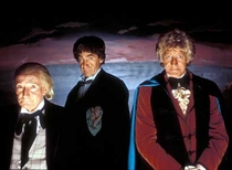 The Three Doctors - Poster / Capa / Cartaz - Oficial 1