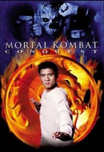 Mortal Kombat: A Conquista (1ª Temporada) - Poster / Capa / Cartaz - Oficial 1