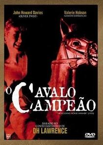 O Cavalo Campeão - Poster / Capa / Cartaz - Oficial 1