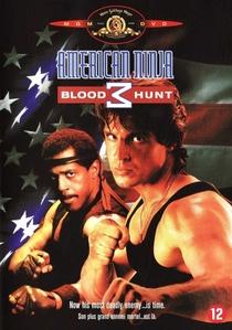 American Ninja 3: O Dragão Americano - Poster / Capa / Cartaz - Oficial 2