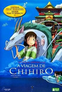 A Viagem de Chihiro - Poster / Capa / Cartaz - Oficial 6