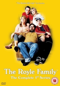 The Royle Family (1ª Temporada) - Poster / Capa / Cartaz - Oficial 1