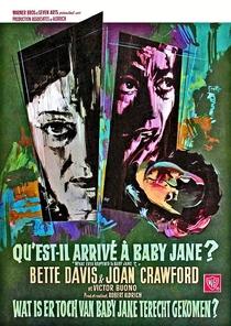 O Que Terá Acontecido a Baby Jane? - Poster / Capa / Cartaz - Oficial 6