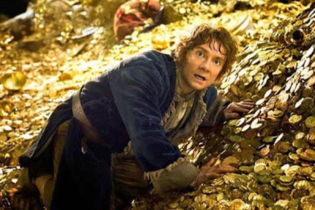 GARGALHANDO POR DENTRO: Notícia | Primeira Imagem Oficial de O Hobbit 2