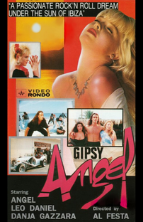 Gipsy Angel - Poster / Capa / Cartaz - Oficial 1