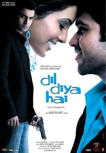 Dil Diya Hai - Poster / Capa / Cartaz - Oficial 1