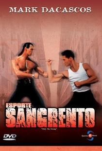 Esporte Sangrento - Poster / Capa / Cartaz - Oficial 1