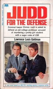 Judd for the Defense (1ª Temporada)  - Poster / Capa / Cartaz - Oficial 1