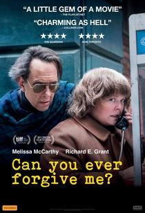 Poderia Me Perdoar? - Poster / Capa / Cartaz - Oficial 3