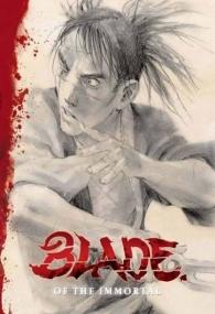 Blade - A Lâmina do Imortal - Poster / Capa / Cartaz - Oficial 1