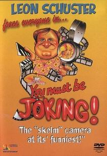 You Must Be Joking Too - Poster / Capa / Cartaz - Oficial 1