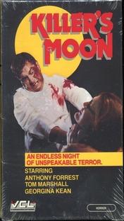 Killer's Moon - Poster / Capa / Cartaz - Oficial 2