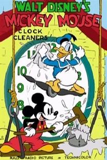 Limpadores de Relógios - Poster / Capa / Cartaz - Oficial 1