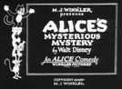 Alice's Mysterious Mystery (Alice's Mysterious Mystery)