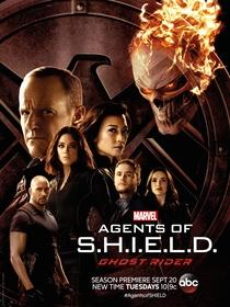 Agentes da S.H.I.E.L.D. (4ª Temporada) - Poster / Capa / Cartaz - Oficial 1