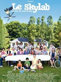 O Verão do Skylab - Poster / Capa / Cartaz - Oficial 1