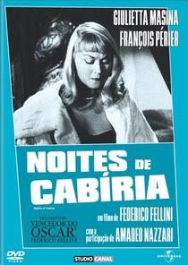 Noites de Cabíria - Poster / Capa / Cartaz - Oficial 3