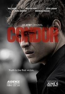 Condor (1ª Temporada) - Poster / Capa / Cartaz - Oficial 1