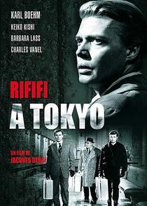Rififi em Tóquio - Poster / Capa / Cartaz - Oficial 1
