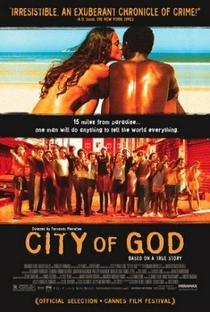 Cidade de Deus - Poster / Capa / Cartaz - Oficial 2