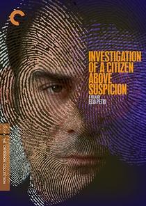 Investigação Sobre um Cidadão Acima de Qualquer Suspeita - Poster / Capa / Cartaz - Oficial 1