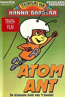 A Formiga Atômica - Poster / Capa / Cartaz - Oficial 6